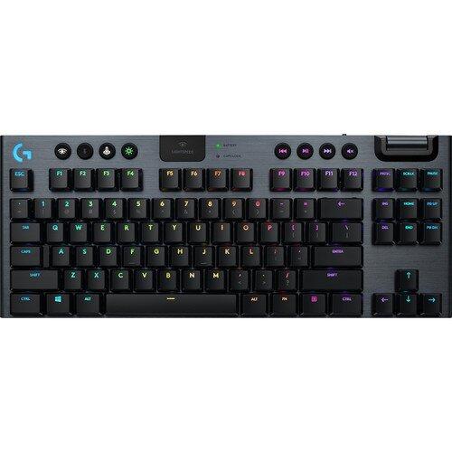 Logitech G915 TKL Tenkeyless Lightspeed Wireless Rgb Mechanical Gaming Keyboard