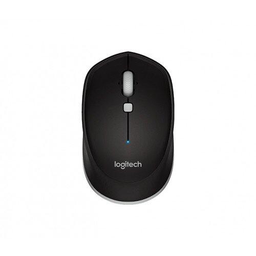 Logitech M535 Bluetooth Mouse - Grey/Black