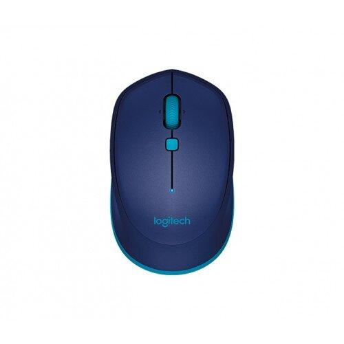 Logitech M535 Bluetooth Mouse - Blue