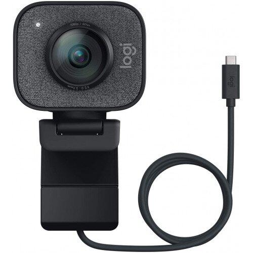 Logitech StreamCam Full HD Streaming Webcam