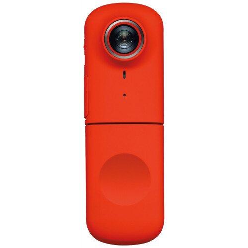 Logitech Bemo Social Camera - Moroccan Red
