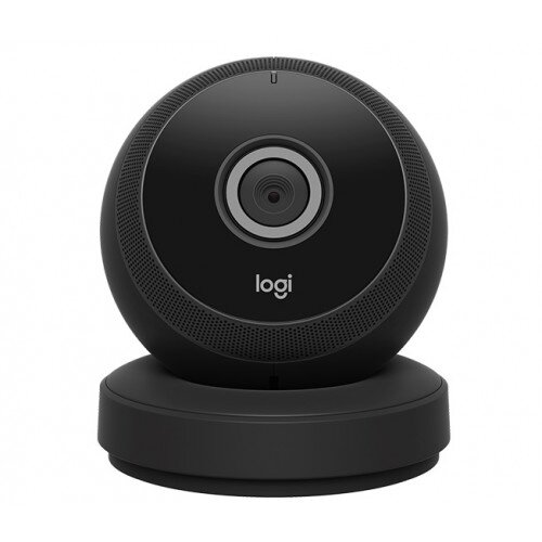 Logitech Circle Webcam - Black