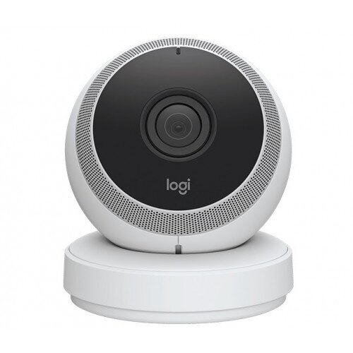 Logitech Circle Webcam - White