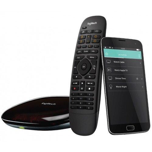 Logitech Harmony Companion Whole Home Remote Control, Hub and App