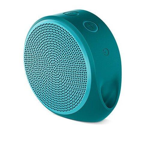 Logitech X100 Mobile Wireless Speaker - Green