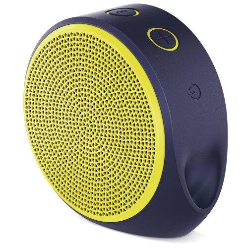 Logitech X100 Mobile Wireless Speaker - Yellow