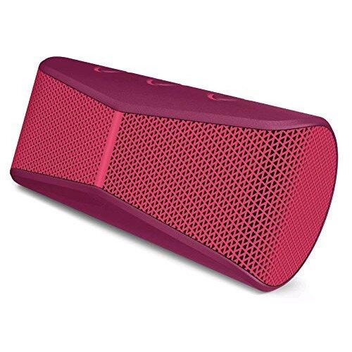 Logitech X300 Mobile Wireless Stereo Speaker - Red