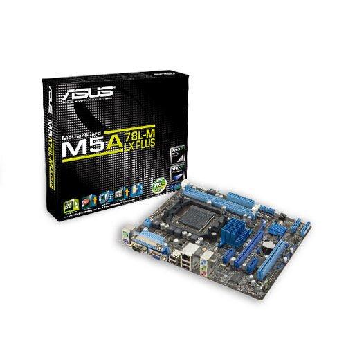 ASUS M5A78L-M LX Plus Motherboard