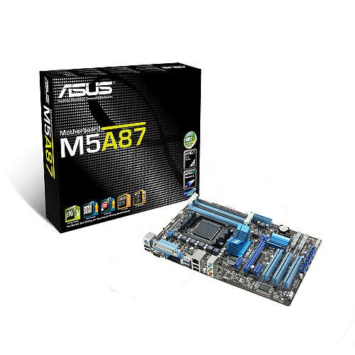ASUS M5A87 Motherboard