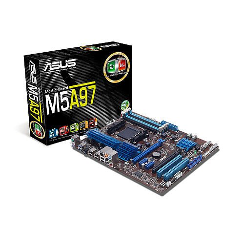 ASUS M5A97 Motherboard