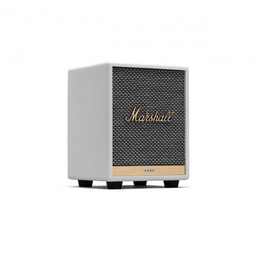 Marshall Uxbridge Voice Alexa Controlled Speaker - White