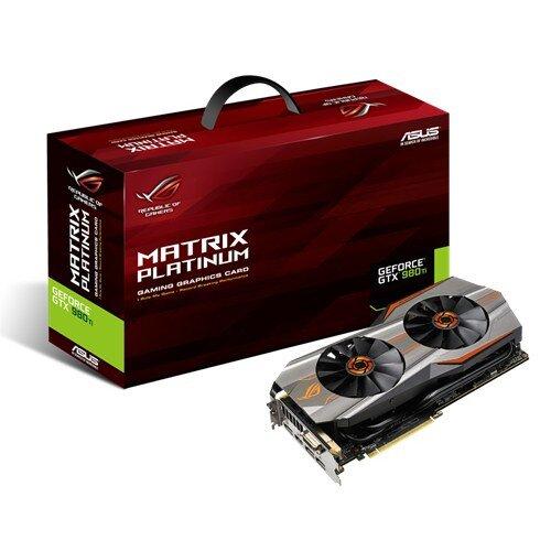 ASUS ROG Matrix GeForce GTX 980 Ti Graphics Card