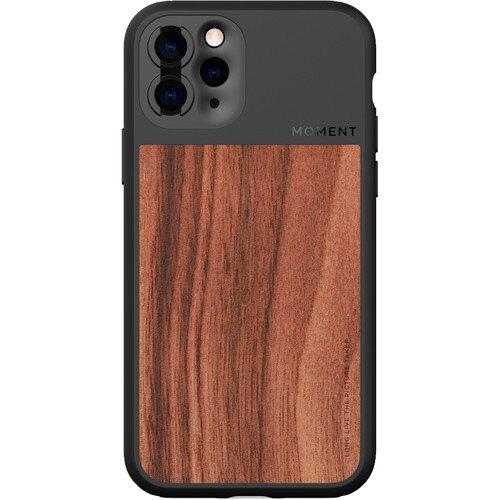 Moment iPhone Photo Case - iPhone 11 Pro Max - Walnut Wood