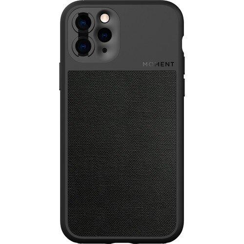Moment iPhone Photo Case - iPhone 11 Pro Max - Black Canvas
