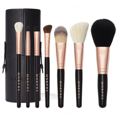 Morphe Rose Baes Brush Collection