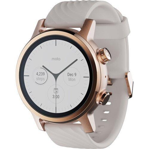 Motorola Moto360 Generation 3 Smartwatch