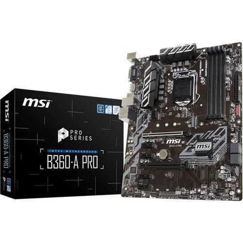 MSI B360-A Pro Motherboard
