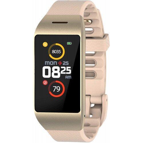 MyKronoz ZeNeo The Powerful Smartwatch - Pink Gold