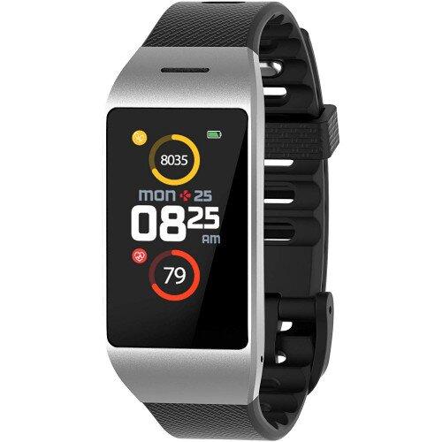 MyKronoz ZeNeo The Powerful Smartwatch - Silver