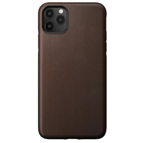 Nomad Rugged Case - iPhone 11 Pro Max - Rustic Brown