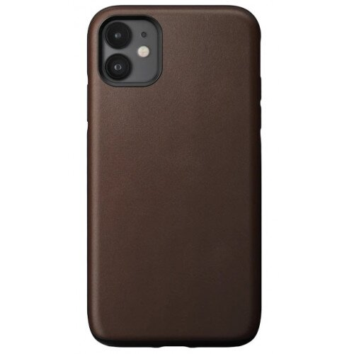 Nomad Rugged Case - iPhone 11 - Rustic Brown