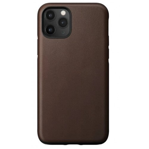 Nomad Rugged Case - iPhone 11 Pro - Rustic Brown