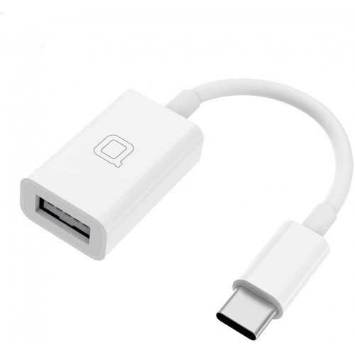 nonda USB Type-C to USB Adapter - White