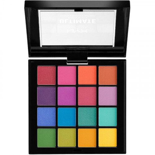 NYX Pride Edition Ultimate Shadow Palette
