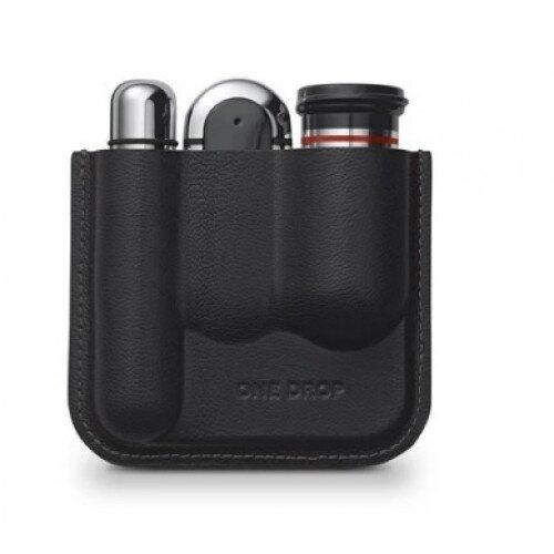 One Drop Glucose Meter Starter Kit - Black