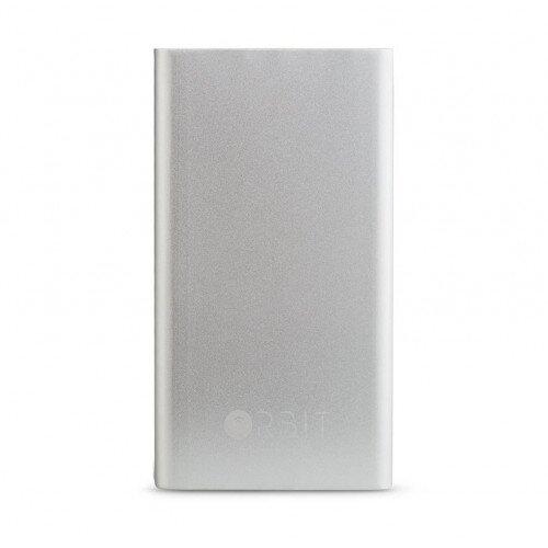 Orbit 5000mAh Portable Charger Powerbank - Silver