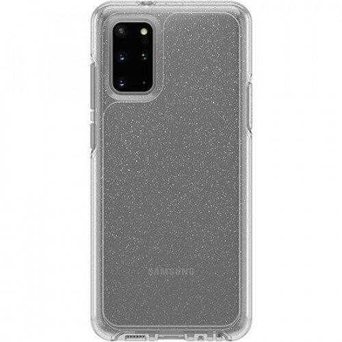 OtterBox Galaxy S20+/Galaxy S20+ 5G Symmetry Series Clear Case - Stardust (Glitter)