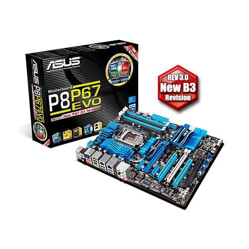 ASUS P8P67 Evo Motherboard