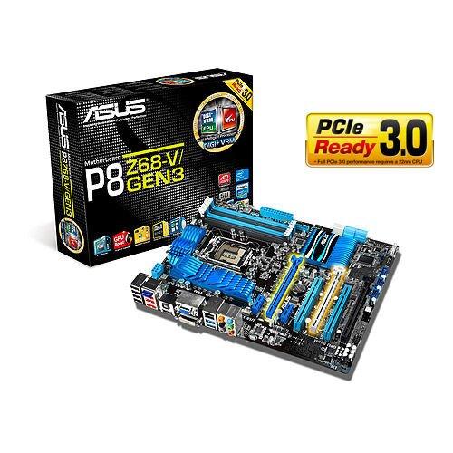 ASUS P8Z68-V/GEN3 Motherboard