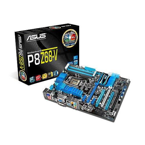 ASUS P8Z68-V Motherboard