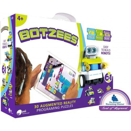Pai Technology Botzees Robotics Programing and Augmented Reality