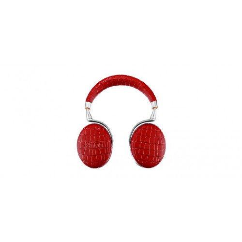 Parrot Zik 3 Over-Ear Wireless Headphones - Rouge Croco