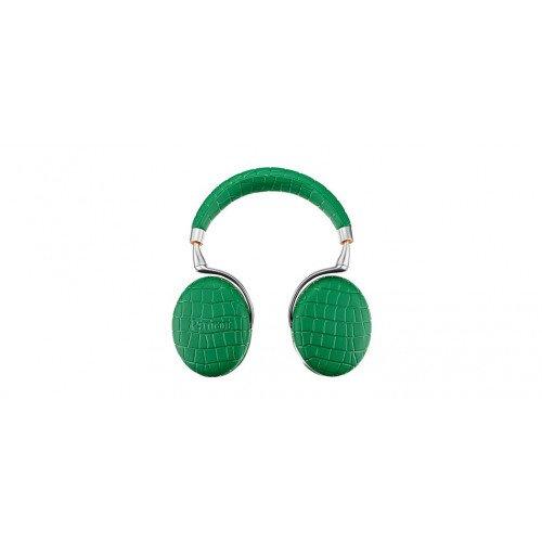 Parrot Zik 3 Over-Ear Wireless Headphones - Emerald Croco Green