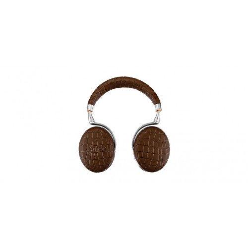Parrot Zik 3 Over-Ear Wireless Headphones - Brun Croco