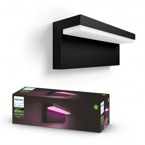 Philips Hue White and Color Ambiance Nyro Outdoor Wall Light