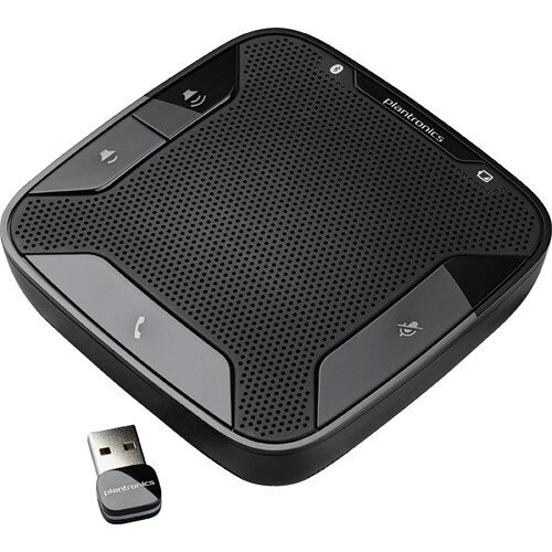 Poly Plantronics Calisto Microsoft (P620-M) Portable Wireless Speakerphone