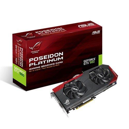 ASUS ROG Poseidon GeForce GTX 980 Graphic Card