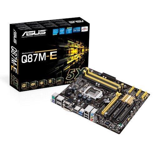 ASUS Q87M-E Motherboard