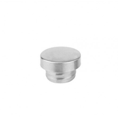 que Extra Stainless Steel Cap