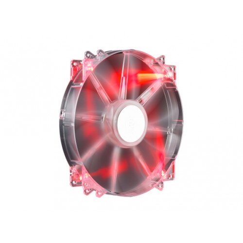Cooler Master MegaFlow 200 Red LED Silent Fan