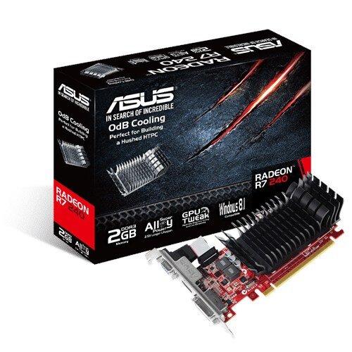 ASUS R7240-SL-2GD3-L Graphics Card