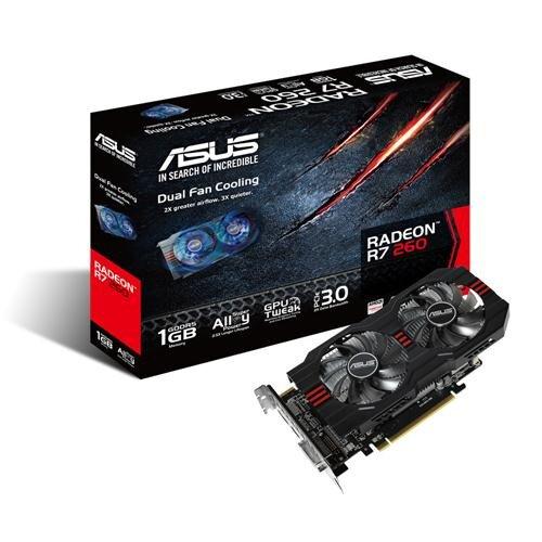 ASUS Radeon R7 260 Graphics Card
