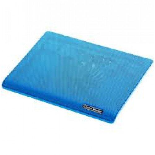 Cooler Master Notepal I100 - Ultra-Slim Laptop Cooling Pad - Blue