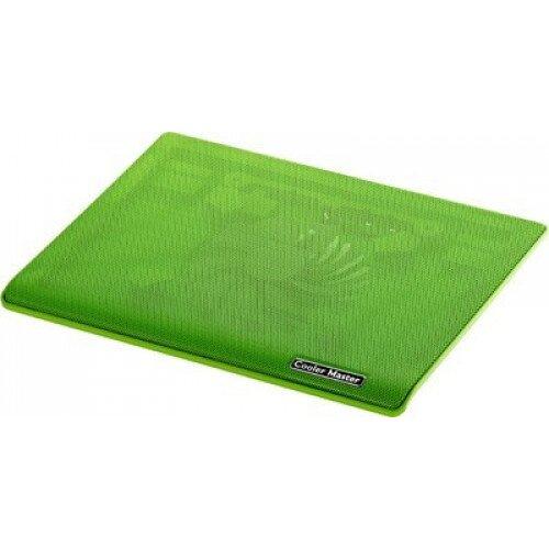 Cooler Master Notepal I100 - Ultra-Slim Laptop Cooling Pad - Green