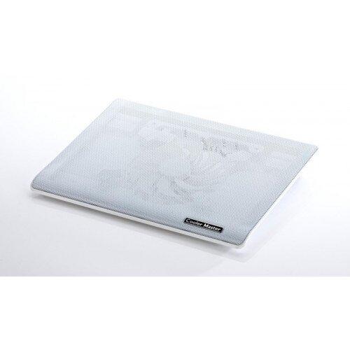 Cooler Master Notepal I100 - Ultra-Slim Laptop Cooling Pad - White