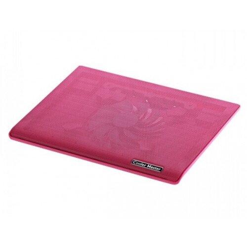 Cooler Master Notepal I100 - Ultra-Slim Laptop Cooling Pad - Pink